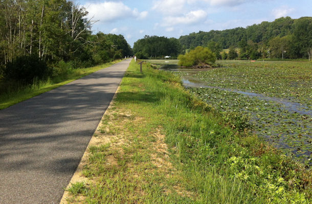 maryland bike trail