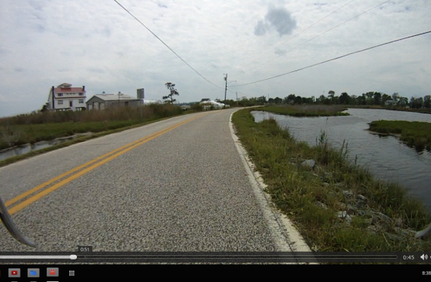 broomes island southern maryland bike route